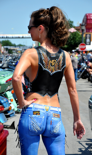 Mark Reid Body Art Official Site Sturgis