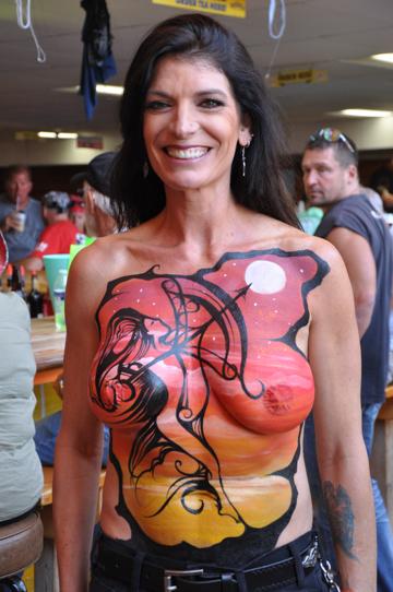 Mark Reid Body Art Official Site Sturgis